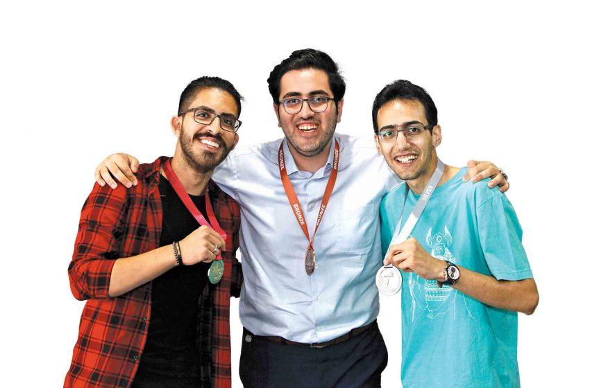 مغزهای دست بهآچار گفتگو روزنامه همشهری با مدال آوران مسابقات کازان۲۰۱۹