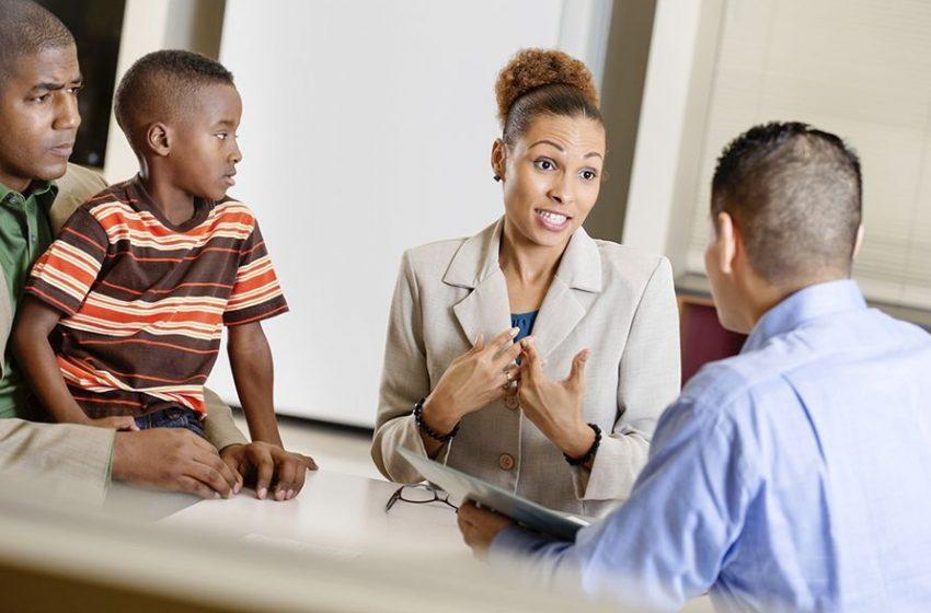 ارتباط یک مربی با خانواده مهارت آموز
